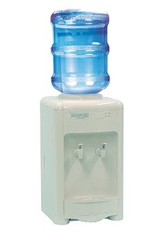SB5 BENCH TOP BOTTLED WATER COOLERS. Rentals at $35 Per Month