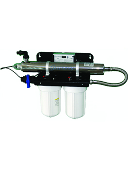 ULTRA VIOLET FILTRATION SYSTEM. Priced at $1350